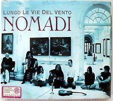 NOMADI LUNGO LE VIE DEL VENTO CD IN DIGIPACK SEALED