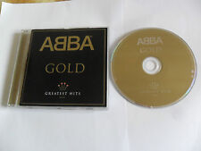 ABBA - Gold (CD 1992) UK Pressing