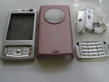 New nokia  n95  cover  keypad housing fascia set pink