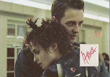 HELENA BONHAM CARTER Signed 12x8 Photo Display FIGHT CLUB & HARRY POTTER COA
