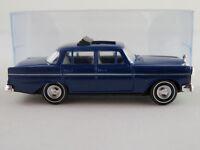 Praliné 0418 Mercedes-Benz 220 Limousine (1959) in blau 1:87/H0 guter Zustand