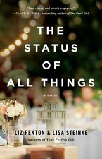 The Status of All Things: A Novel, Very Good Books