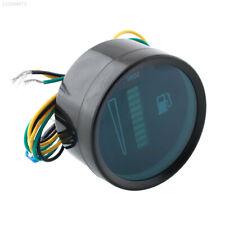 Universal Car Motor 52mm Fuel Meter LED Digital 12V System Ratio Level Gauge
