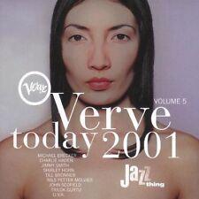 Verve today 5 (2001) modereko, Jimmy Smith, Shirley Horn, John Scofield, Lucky P