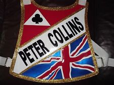 Peter Collins Speedway Race Chaqueta