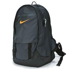 Nike Air Max Bag Laptop Large Back Pack Black/Grey Work Sports Gym  Black Grey