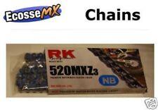 Recambios RK color principal azul para motos Suzuki