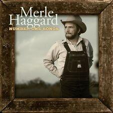 Merle Haggard - Number One Songs [New CD]