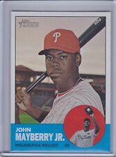 JOHN MAYBERRY Jr.  2012 Topps Heritage SP #465   (B7422)