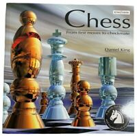 Vintage Book Kingfisher Chess From First Moves to Checkmate By Daniel King
