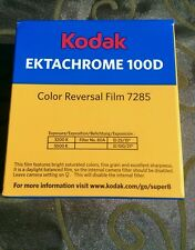 Kodak Super 8 Ektachrome 100D Color Reversal Film 7285. Same Batch  26 Available