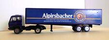 °° alpirsbacher monasterio-blanca-camión-Mercedes - publicidad-colección °°