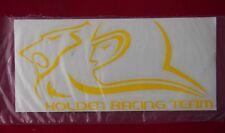 Sticker - Holden Racing Team - Measures 21cm x 9cm