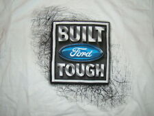 Men's Built Ford Tough Motor Co. T-Shirt - Size M - EUC - F-350 Focus - Nice!