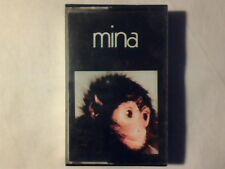 MINA Omonimo Same S/t mc cassette k7 1971 1a EDIZIONE LUCIO BATTISTI BEATLES