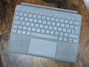 Surface Go Signature Type Cover - Platinum - UK QWERTY