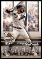 2020 Topps Series 2 HR Challenge #H -19 Fernando Tatis Jr. - San Diego Padres