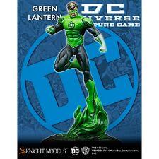 CAVALIERE modelli DC UNIVERSE NUOVO CON SCATOLA LANTERNA VERDE (Hal Jordan) dcun004
