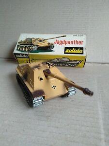 Char Jagpanther Solido réf.228