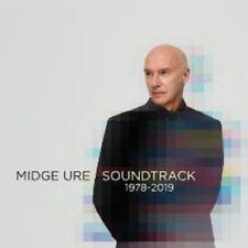 Midge Ure - Soundtrack 1978-2019 - New 2CD/DVD Album