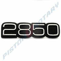 2850 Boot or Front Guard Badge, Chrome Brand New for Torana LH LX Fender Holden