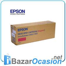 Toner Epson Aculaser S050098 Magenta C900 / C1900 C13S050098 Original Nuevo