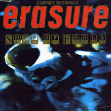 ERASURE Ship Of Fools w When I Need You MIX IMP CD OOP ANDY BELL VINCE CLARKE