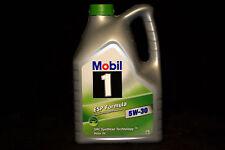 5 Liter Mobil1 ESP 5W-30 Mobil Motoröl 5W30 VW 504 00 507 00 BMW LL-04 MB DPF