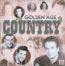Golden Age of Country: Hillbilly Heaven by Various Artists (CD, Time/Life Music)