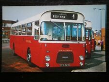 POSTCARD RP DEVON GENERAL BUS NO 223 - 1972 LEYLAND PS4RIB/1 BUS