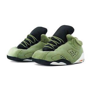 Mens and Womens Unisex AJ6 Sneaker Slippers