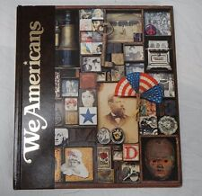 We Americans,National Geographic Society,1975 HC,1st/1st,Large Coffee Table Book