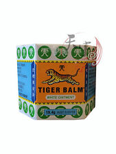 TIGER BALM WHITE HERBAL RUB MUSCLES PAIN RELIEF 19.4 g