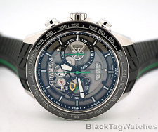 Graham Silverstone RS Skeleton Green Limited Edition 2STAC2.B01A.K90F