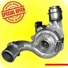 Turbocharger Laguna Espace Scenic Primera Carisma V40 S40 1.9 120 ps F9Q 708639