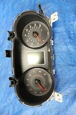 09-14 MITSUBISHI LANCER RALLIART LCD INSTRUMENT GAUGE CLUSTER 97K CY4A SST #421