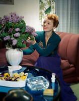 CBS OLD TV RADIO PHOTO Mary Astor from radio program Hollywood Showcase 1