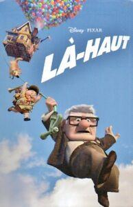 LA - HAUT // Disney Pixar // Sophie KOECHLIN // 1ère édition // Cinéma