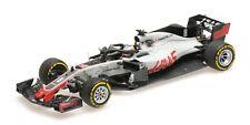 1:43 Minichamps Haas  VF18 2018 F1 Romain Grosjean 417180008