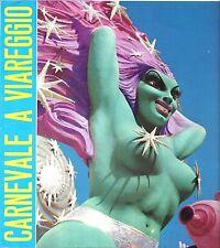 Original vintage brochure CARNIVAL VIAREGGIO ITALIA 1971