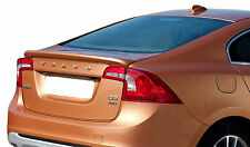 PAINTED VOLVO S60 FACTORY STYLE REAR WING SPOILER 2011-2017