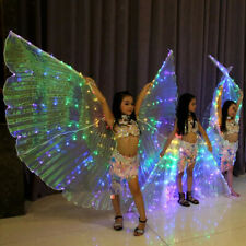 Belly Dance Girl Isis Wings Belly Dance Costume Belly Dancer