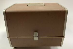 Vintage Argus 500 Automatic Slide Projector With Case Tested Works
