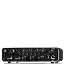 Behringer Umc 204 HD 24-Bit / 192 KHZ USB Audio Interface von Japan