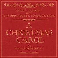 Simon Callow A Noël Carol (2017) 34-track 2-CD Album Neuf Noël Dickens