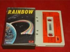 Rainbow:  Down to Earth      1979  UK     Cassette  Paper Label