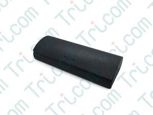 Authentic Small Black Prada Saffiano Sunglasses Hard Case w/Cleaning Cloth New
