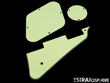 *NEW Mint Green PICKGUARD & CONTROL PLATES for Gibson USA Les Paul Standard 3Ply