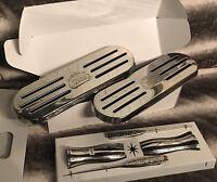 Stella Artois Connoisseurs Kit 2x Drip Trays 2x Skimmers & 2 Holders New Rare