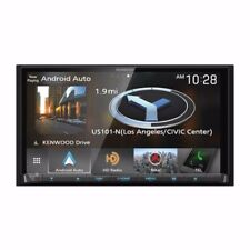 "Kenwood DNX875S 6.95"" Navigation DVD Bluetooth Receiver iphone/Android + Camera"